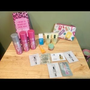 NWT Clinique and Redken
